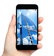 BR Network App coming soon